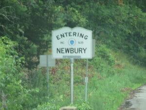 Newbury MA 01