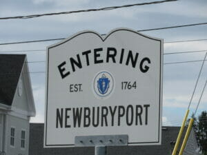 Newburyport MA 01