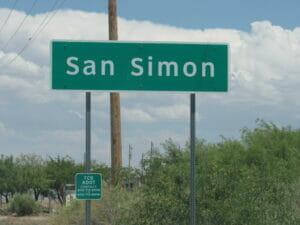 San Simon AZ 01
