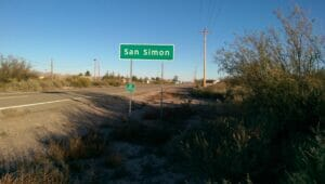 San Simon AZ 14