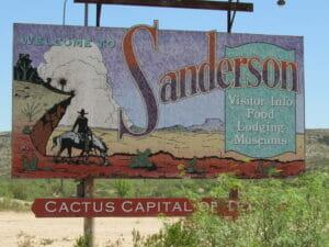 Sanderson TX 03