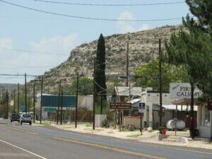 Sanderson TX 20