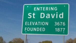 St David AZ 01