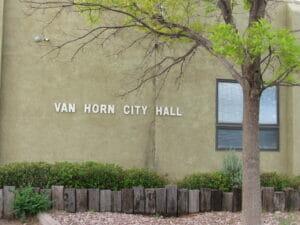Van Horn TX 03