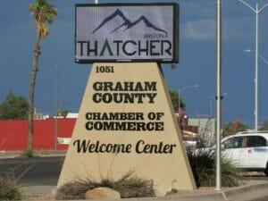 Thatcher AZ 13