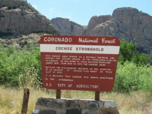 Cochise Stronghold AZ 01