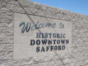 Safford, AZ 32