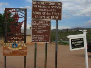 Tombstone AZ 07