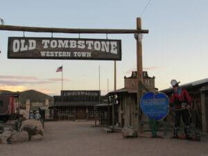 Tombstone AZ 10