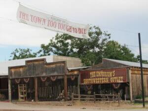 Tombstone AZ 38