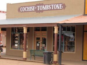 Tombstone AZ 56