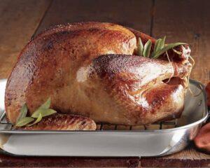 Organic Roast Turkey Alpenblick Farm