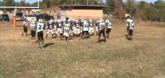 South Suburban junior association football Cowboys vs Eagles B Division
