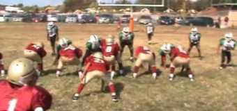 South Suburban Football Game of the week Eagles vs Seminoles