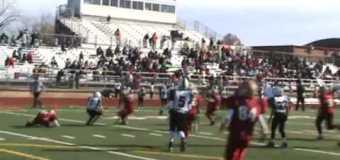 SSJFA Super Bowl B Division Eagles VS Seminoles