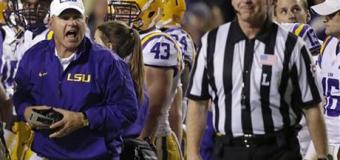 No. 20 LSU wants history to repeat itself
