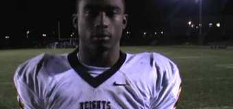 Cleveland Heights Post Game Interview with Marcus Bagley