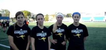 Interview with UMKC Freshman Soccer Team members