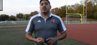 Interview with Van Horn Boys Varsity Soccer Head Coach Jesus Rodriguez