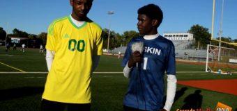 Naguib Nassir, Senior Goalkeeper at Ruskin High School