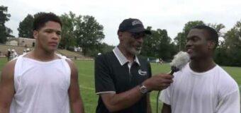 Interview With University High School St Louis Team Members Jermaine Wood Jr & Dariaun Pointer