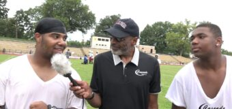 Interview With University  City ST Louis Football Team Members Joshua Allen & Dawson McCree