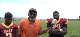 Interview With St Louis Hazelwood  East Football Team Members Demarco & Darrion Daniels
