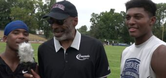 Interview With University City High School St Louis Team Members DeAngelo Davis & Lawrence Coleman