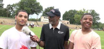 Interview With University City High School ST Louis Football Team Members Nasir Maynard & Darion Reed