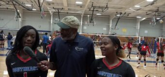 Interview with members of Southeast Volleyball Team