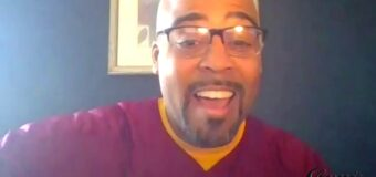 Interview with Central State University Head Men's Track Coach James Rollins