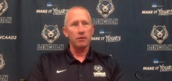 Interview with  Lincoln University Director of Athletics Head Men's Basketball Coach John Moseley