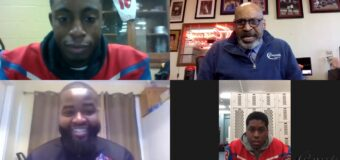 Interview With Southeast Football Defensive Back Coach Joe Eason And Two Of Players Dremel Jackson, Myron Lewis