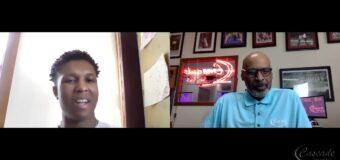 Interview With Hogan Prep Track Star Dyimond Walker