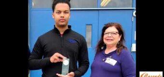 Leon M Harden Jr. Sportsmanship Award