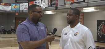 Interview With Lawrence Free State Coach Jamar Reese