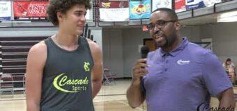 Jason Mudd Interviewing Preston Reynolds Shawnee Mission East KS Class Of 2021