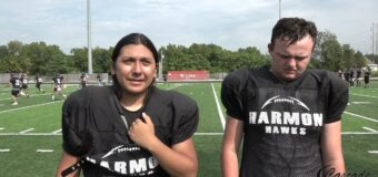 Interview With J C Harmon Football Team Members
