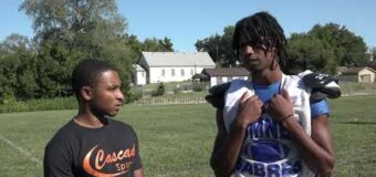 Interview With Summer Academy Football Team Member Camron Johnson