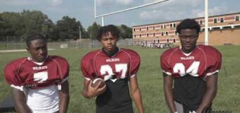 Interview With Washington Football Team Members Cameron Allen, Savyan Powell, & Baker Reshad