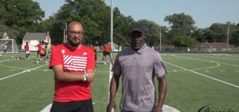 Interview With Wyandotte Assistant Soccer Coach Daniel Robinson