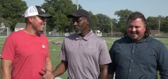 Interview With Wyandotte Football Assistant Coaches Clarence Forshey & Greg Forshey