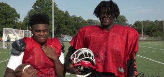 Interview With Wyandotte Football Team Members Jordan Gragg & Keyon Anderson