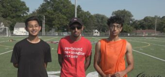 Interview With Wyandotte Head Soccer Coach Peter Martinez, and two of his players Mauricio Bernal & Edwin Perez