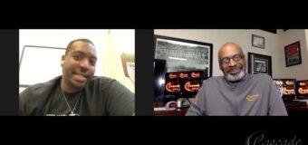 Interview with Dominique Gucci Washington Head Girls Basketball Coach at Bishop Ward High School