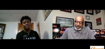 Interview with Dylan Edwards 5'9 165 LB Four-Star recruit Outta Derby high school in Wichita Kansas