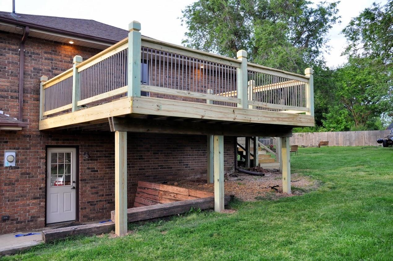 Deck refurbish