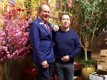 Edmonton Chinese Community 2019 Lunar New Year's Celebration Banquet - February 11, 2019