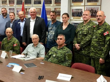 Veteran's Roundtable - July 25, 2017