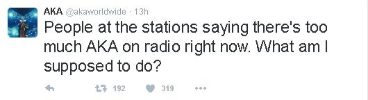 aka on radio